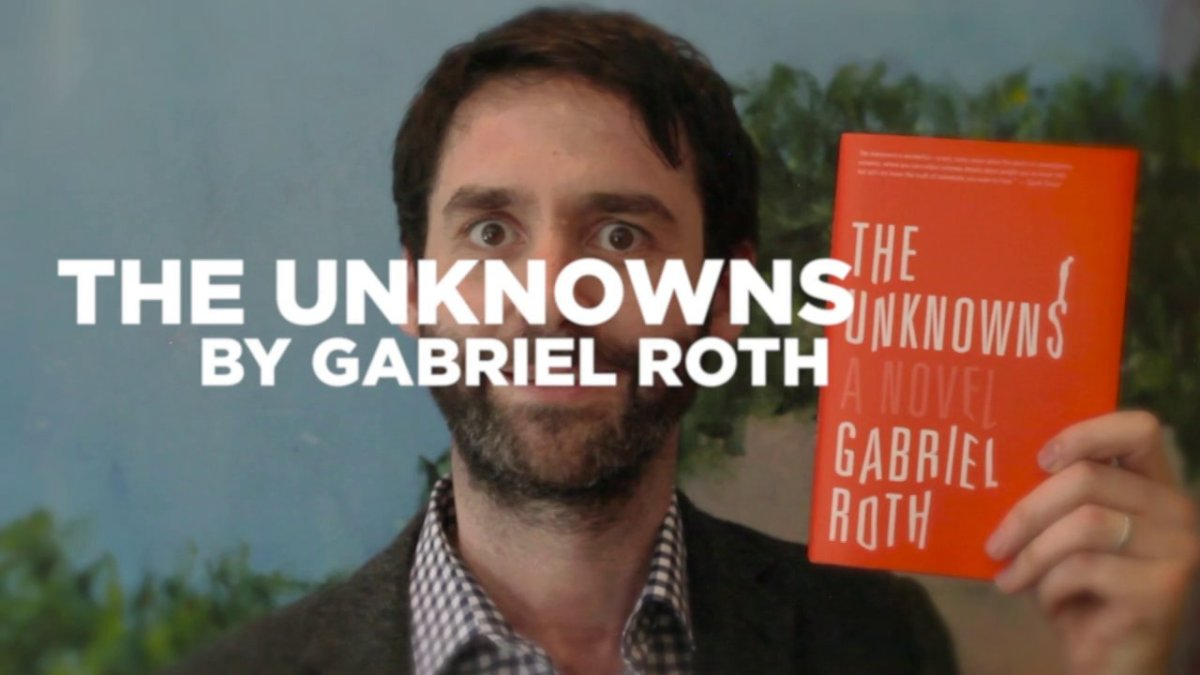 Interview: Gabriel Roth talks about his firstnovel