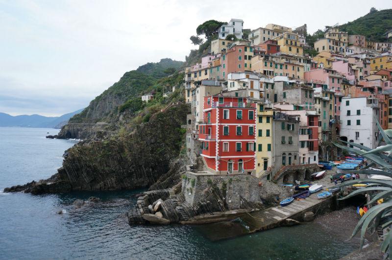 Cinque Terre: El Golfo de losPoetas