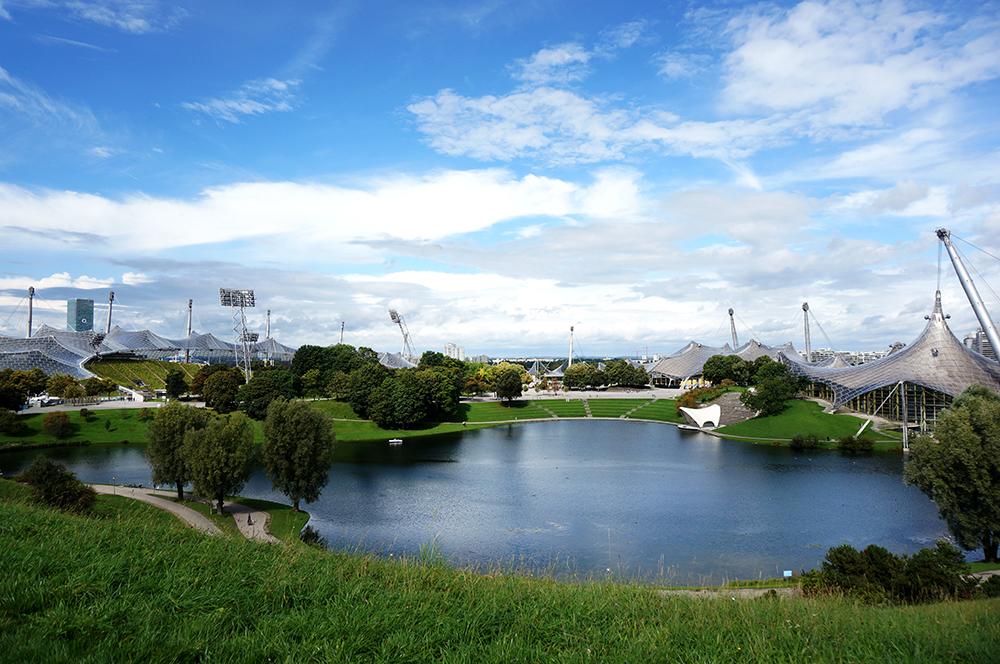 Munich (II): Olympiapark
