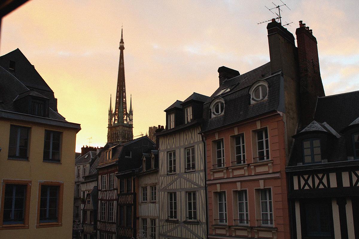 Rouen: 24 horas en el norte deFrancia