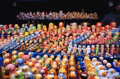Muñecas rusas (pero de Berlín)