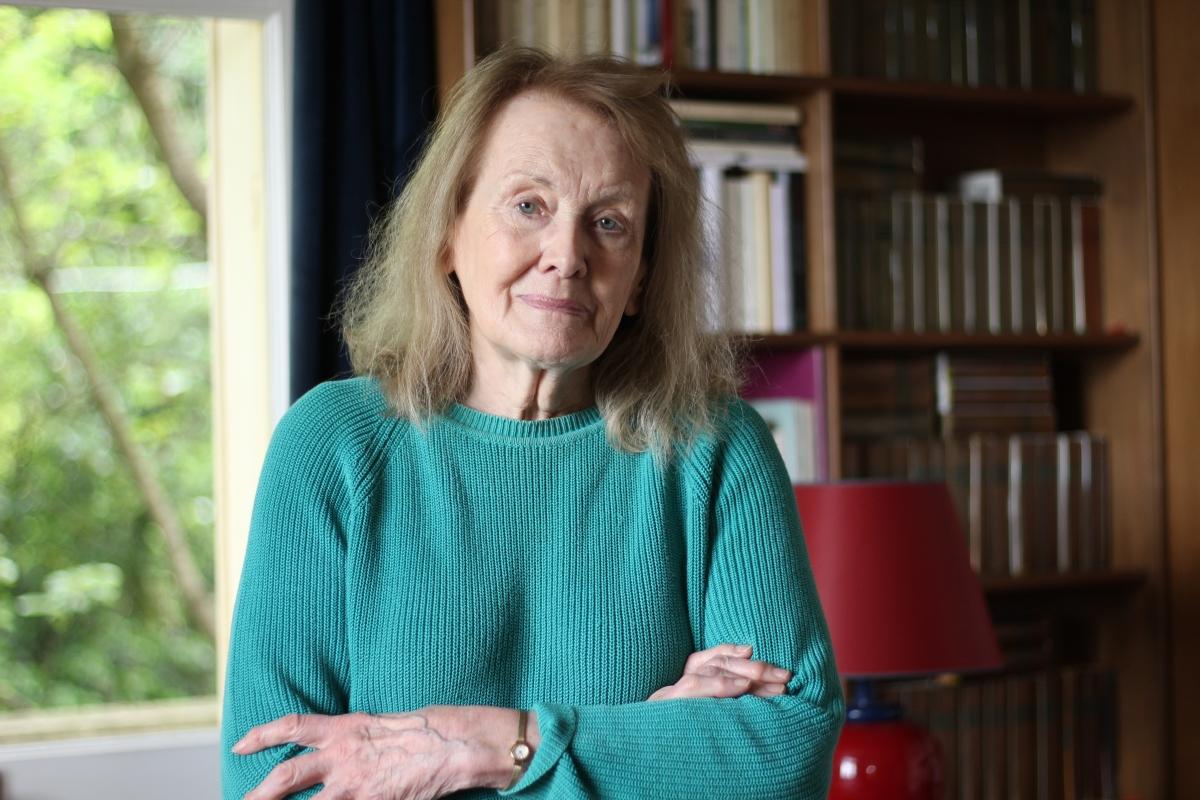 Annie Ernaux, la vergüenza de clase y las ansias de revolución(EFE)