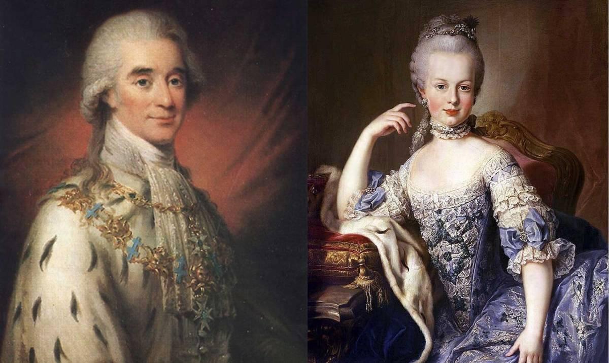 ¿Quién escondió el amor entre María Antonieta y el condesueco?